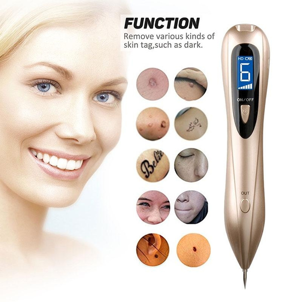 Electric Mole Removal Pen Portable Usb Charging Skin Tag Removal