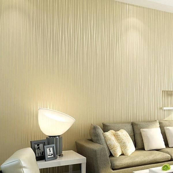 Useful 10m Wallpaper Bedroom Living Room Modern Wall Tv Background Home Decor