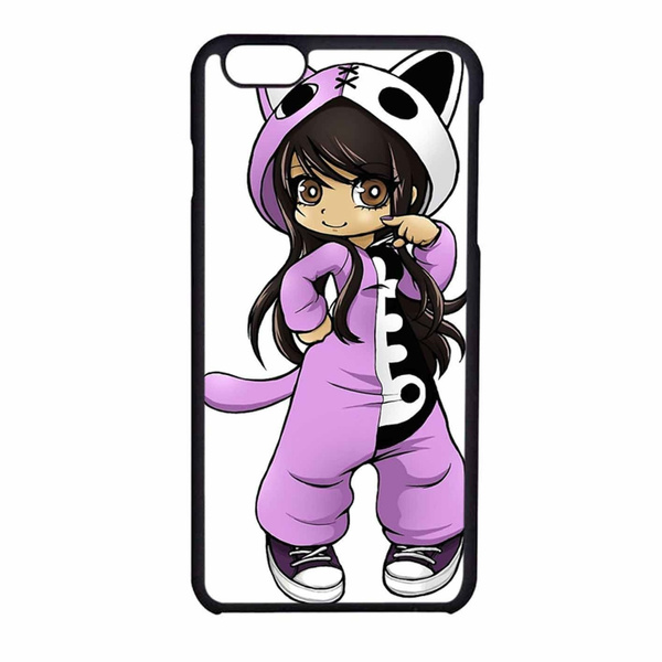 Aphmau Gear iphone case