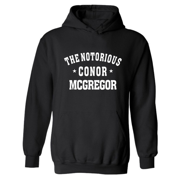 Conor McGregor Hoodies Fleece Sweatshirts Men Women Fashion Streetwear Brand Tracksuit Casual Pullover Plus Size