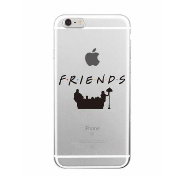 new style c5d7e 8e58c Friends TV Show Funny Central Perk Park Soft Phone Case Cover Coque Fundas  For iPhone 5 5s SE 6 6S 6Plus 6sPlus 7 7plus 8 8plus X