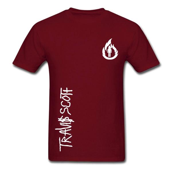 33e2e0f8 New Travis Scott T Shirts Rodeo Tour Graphic Tees Men Streetwear | Wish