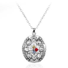 Pittsburgh Steelers, Jewelry, Chain, Pittsburgh