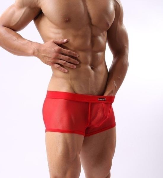 Wish Valentine S Day Fashion Men S Underwear Sexy Boxers Shorts