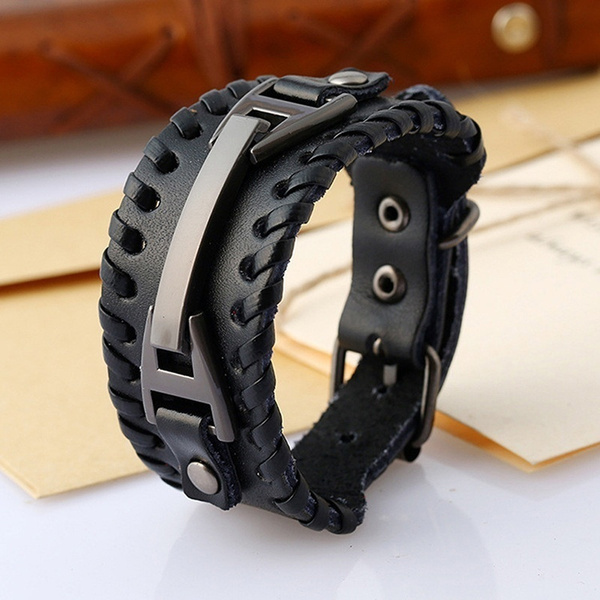 woven, wristbandbracelet, Men, Wristbands
