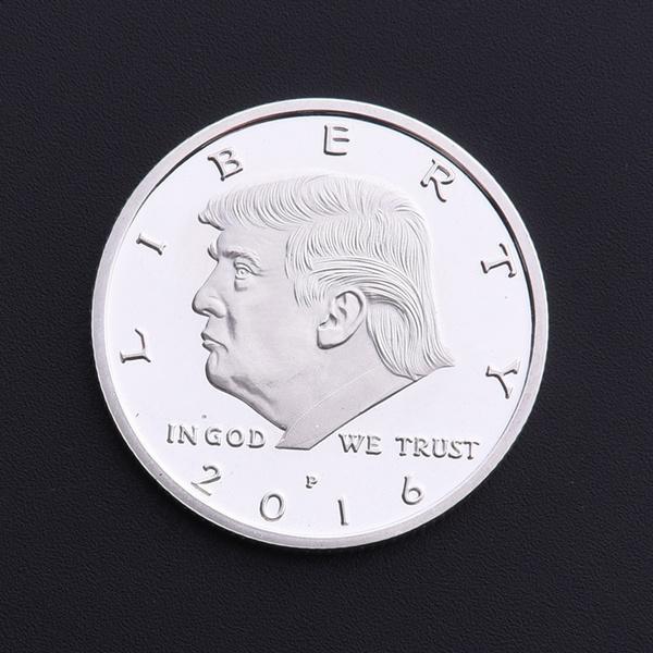 Donald Trump Make America Great Again President Commemorative Challenge Coin