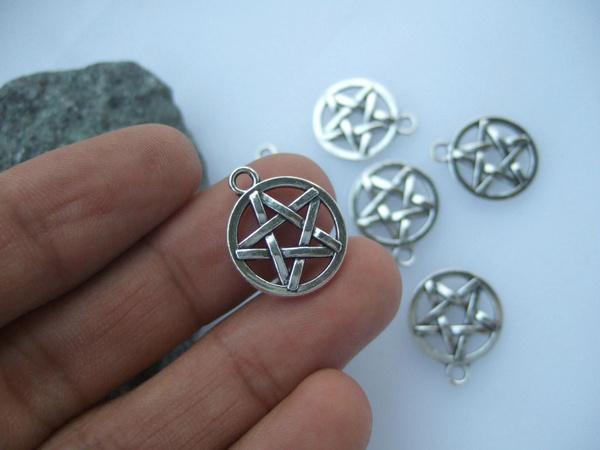 wiccan, Jewelry, pentagram, pagan