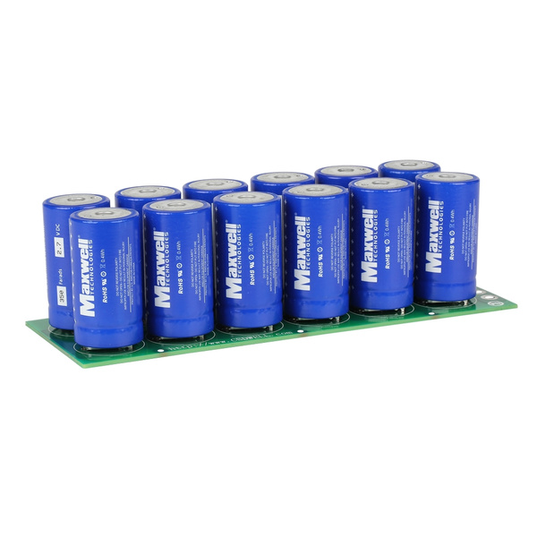 32V 29F Ultracapacitor Module MAXWELL 2 7V 350F T11 Supercapacitor Module