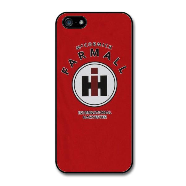 International Harvester Logo >> International Harvester Case Ih Farmall Logo Cell Phone Case For Samsung And Iphone Tpu Cover