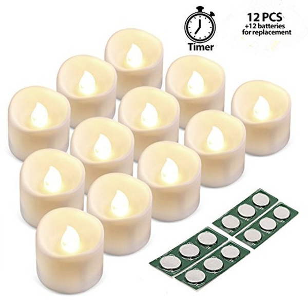 Flameless Votive Candles