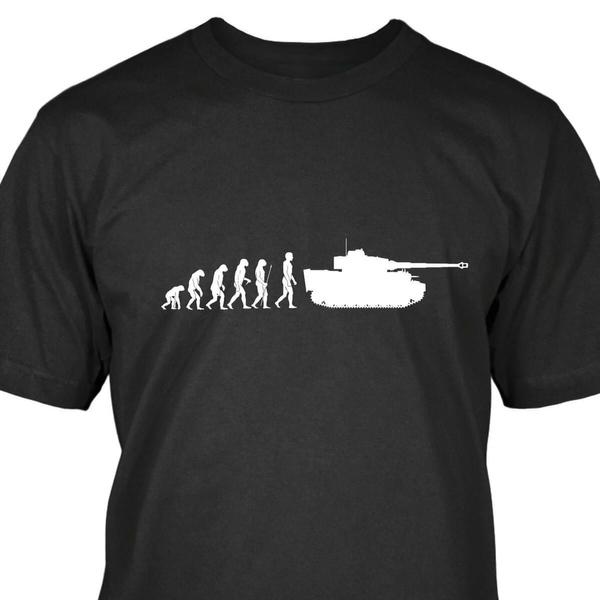 Panzer VI Tiger Evolution Kapuzenpullover