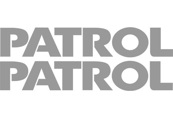 Nissan Patrol 2.8 3.0 4.2 Safari Side decals stickers graphics restoration 4x4