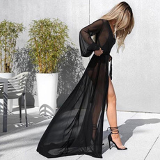 womenbathingsuitdres, Moda, chiffon, fashioncoverup
