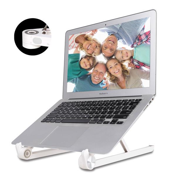 Adjustable Laptop Stand  Foldable Holder Bracket for  tablets MacBook Air Pro