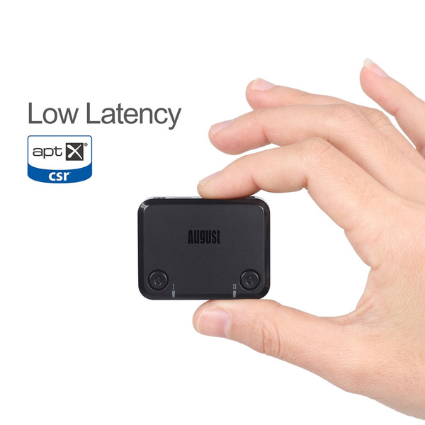 Bluetooth Adapter Dual Link aptX Low Latency Bluetooth Transmitter For TV PC
