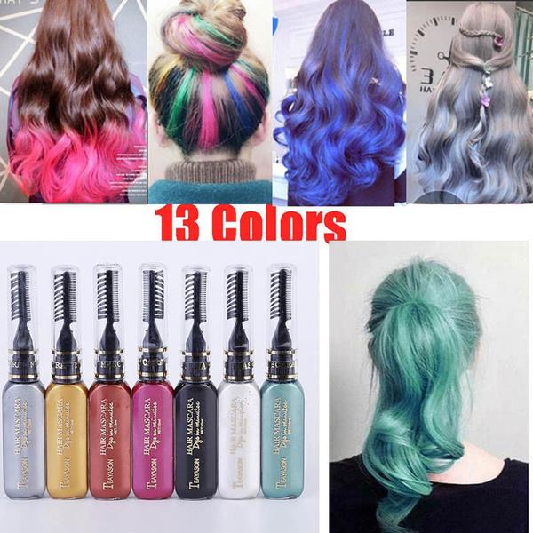 haircolorchalk, cosplayhighlightshair, hairchalkdye, Beauty