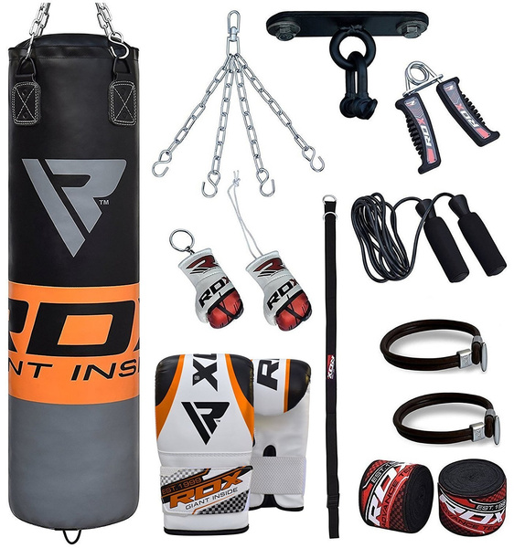 Punching Bag Kick Boxing MMA Training Muay Thai Punching with Hanging Chain