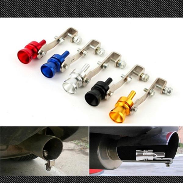 Car Modification Exhaust Pipe Pressure Relief Valve Simulator Turbine Sound  Whistle Sound Car Modification Turbine Whistle