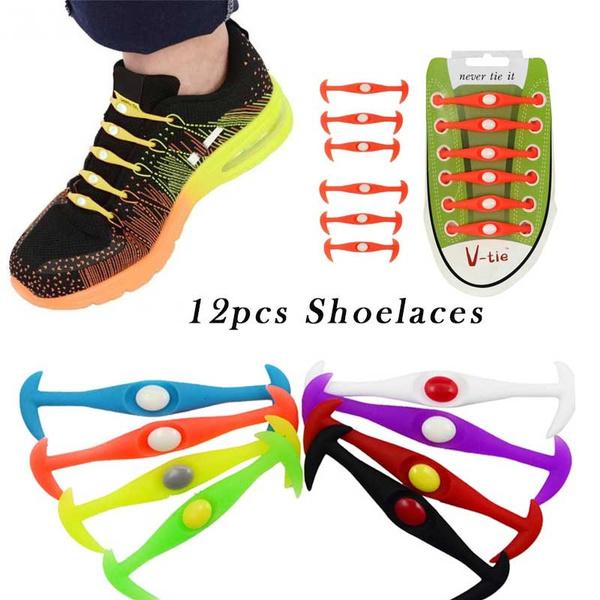 nueva colección 63389 72148 12 Unisex Sin Cordones de Cordones de Silicona Zapatillas Elásticas de  Zapato Lazy