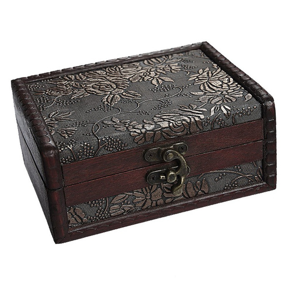 Box, Storage Box, jewelrycase, Home & Living