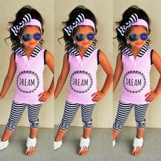 kids, Summer, Leggings, Fashion