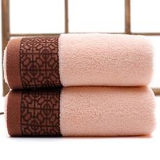 Bathroom, Towels, Bath, Cloth