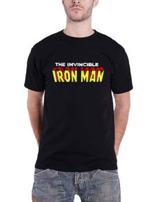 Mens T Shirt, Fashion, Shirt, black