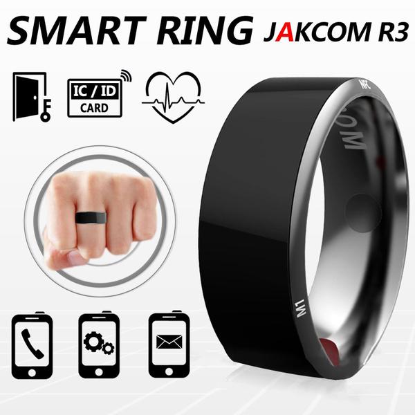 2018 New NFC Multifunctional Waterproof Intelligent Ring Smart Wear Finger  Digital Ring