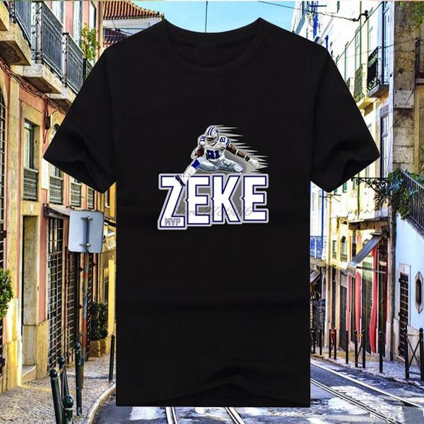 Men Dallas Mvp Ezekiel Elliott Zeke Dak Prescott Dez Bryant T Shirt Clothes T Shirt Men S Cowboys Fans Gift Tee