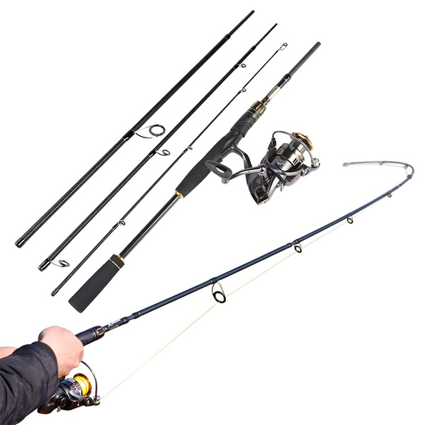 Geek | 2 Types of Choice fishing spinning combo or fishing