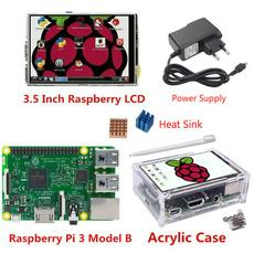 Touch Screen, starterkit, rpi3, Accessories