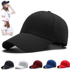 Adjustable Baseball Cap, popularcasualhat, snapback cap, solidcolorcap