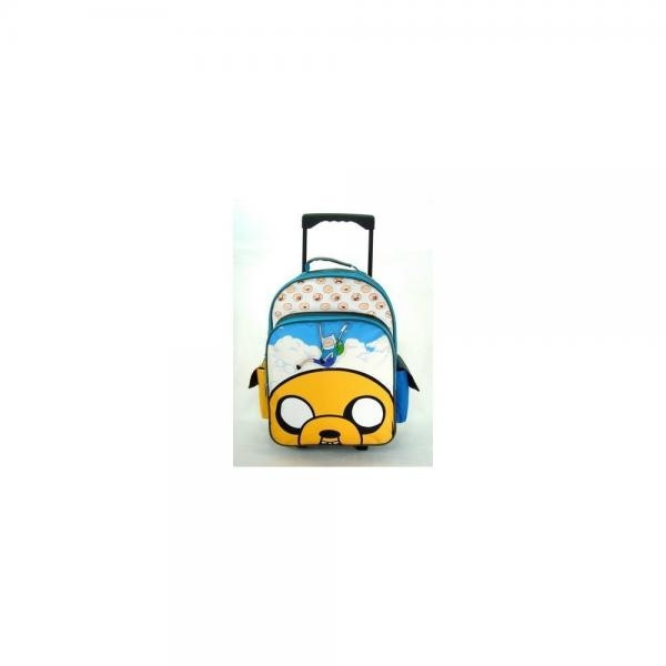 Wish   Rolling Backpack - Adventure Time - Finn and Jake Cartoon Network 2ac7003015