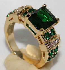 Fashion, DIAMOND, wedding ring, gold