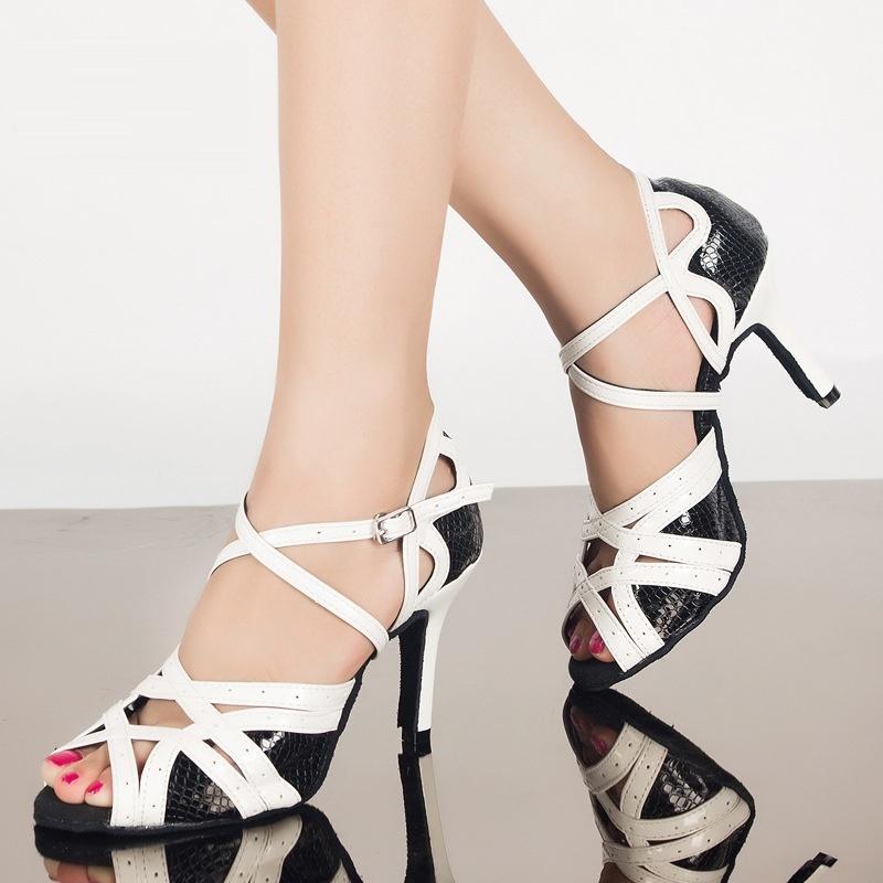 Baile De Negro Para Blanco Latino Compre Mujer Zapatos E5xqvYv
