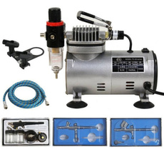 airbrush, aircompressor, airbrushmachine, Kit