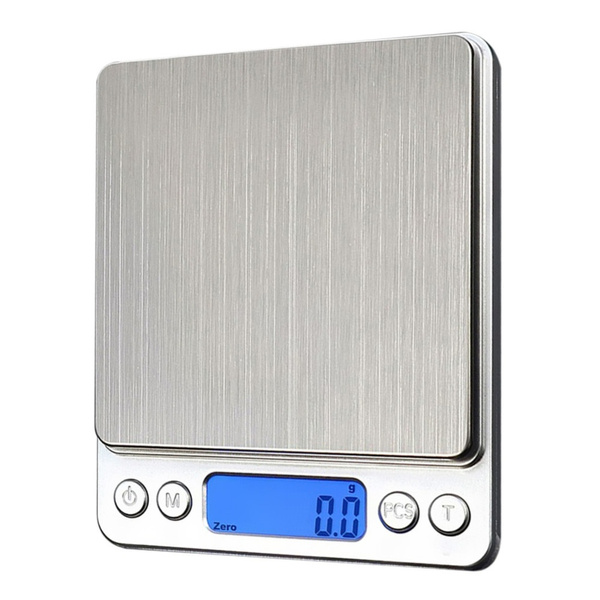 1000g 0 1g Digital Kitchen Scales Portable Electronic Scales