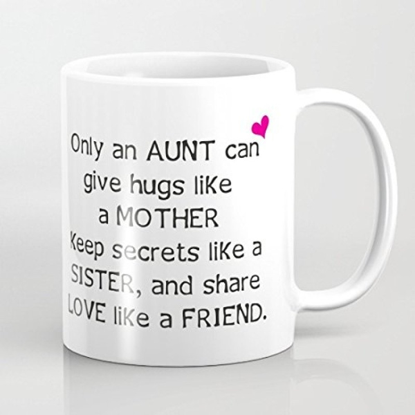 Mother Christmas Gifts.Aunt Quote Mugs Only An Aunt Can Give Hugs Like Mother Christmas Gifts Best Presents For Aunt Funny Aunt Birthday Gifts Best Funny Thanksgiving Gifts
