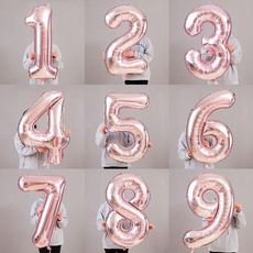 baloon, heliumfoilballoon, birthdaypartynumberballoon, ballon