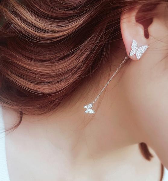 butterfly, Tassels, Fashion, Jewelry