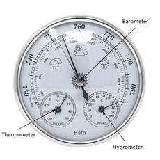 Home & Kitchen, atmosphericpressuremeter, barometer, Monitors