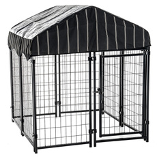 Heavy, dogfence, Pets, outdoordogkennel