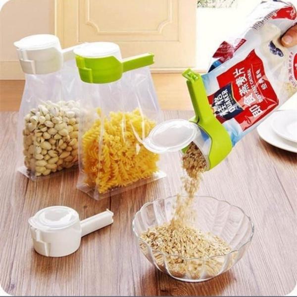 Kitchen Storage & Organization, Kitchen & Dining, bagclip, Travel