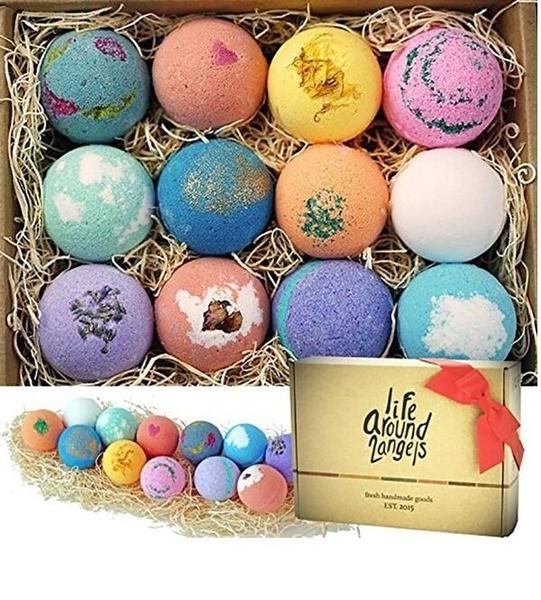 bathsaltsball, Gifts, Handmade, Bath