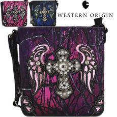 purses, Rhinestone, westernstylepurse, Cross