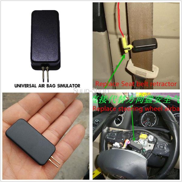 Car Airbag Air Bag Simulator Emulator Bypass Garage SRS Fault Finding Diagnostic