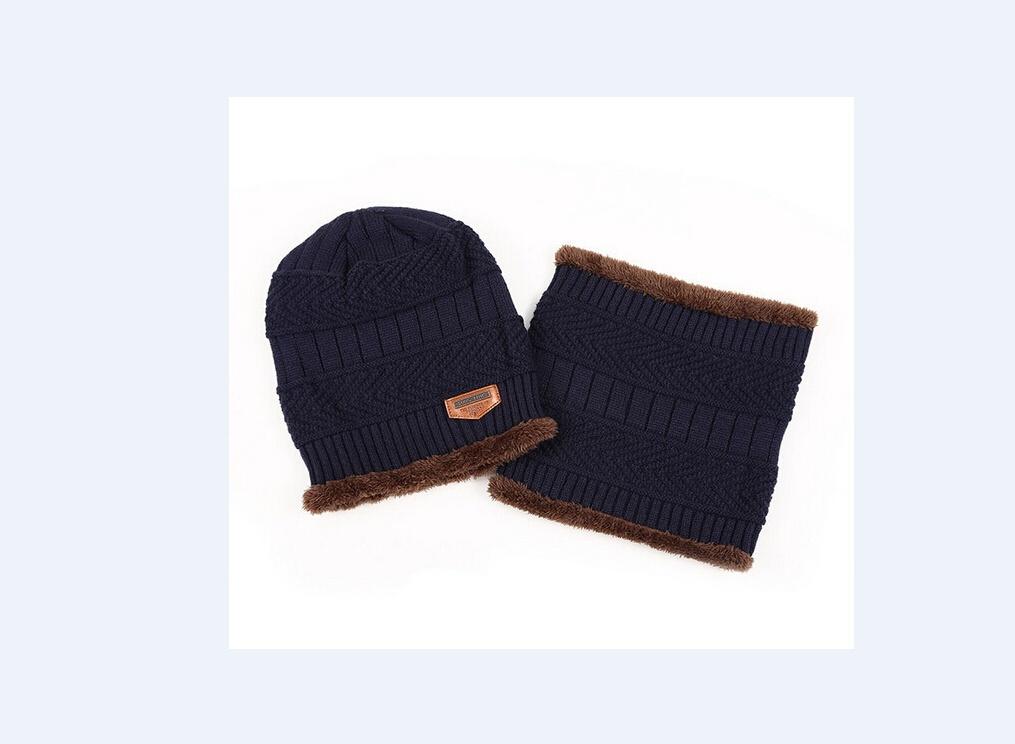 Großhandel Neue Heiße Verkauf Unisex Schal Hut Männer Frauen Häkeln