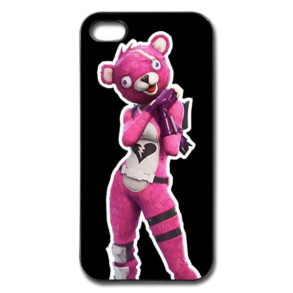 sports shoes 3f4a2 d7956 Fortnite - Cuddle Team Leader Phone Case Cover for Samsung Galaxy ,Samsung  Galaxy Note ,Apple IPhone Cell Phone