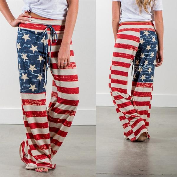 Women Pants, trousers, Star, pants