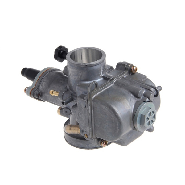 Universal Motorcycle 28mm Carburetor For Keihin Carb PWK Mikuni With Power  Jet DUC